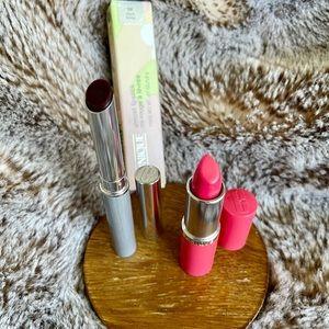 Clinique lipstick bundle bold/ neutral